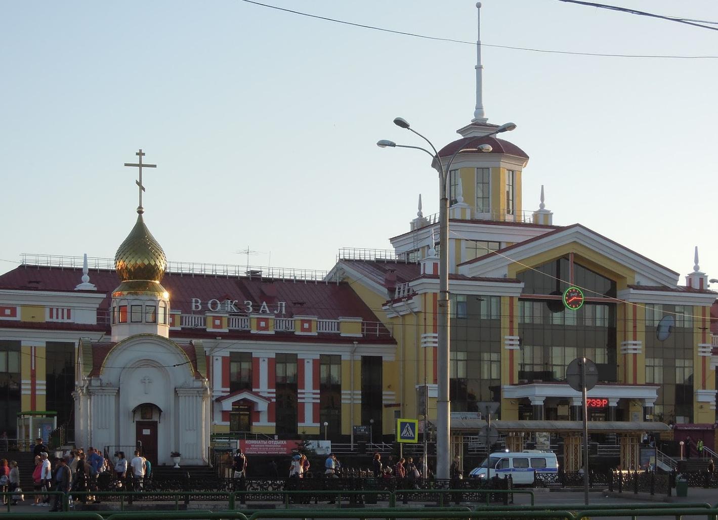 Добраться из Новосибирска до Прокопьевска - фото